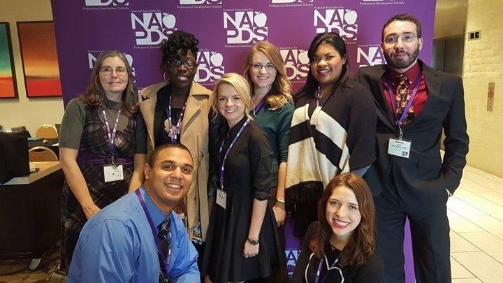 2016 NAPDS Conference presenters